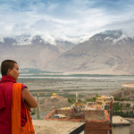 A Monk from Ladakh